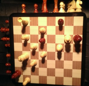 full game of chess