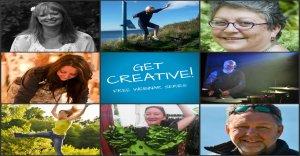 Get Creative Webinar Series