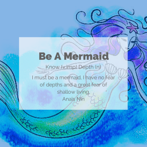 Anais Nin quotes about mermaids