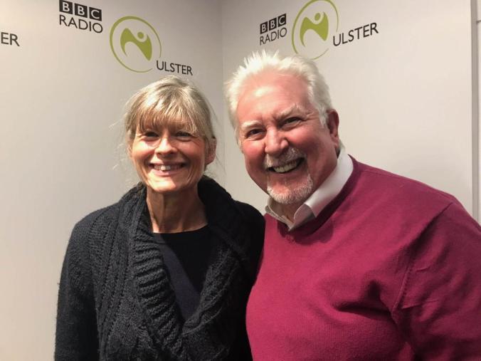 Colum Arbuckle BBC Radio Ulster